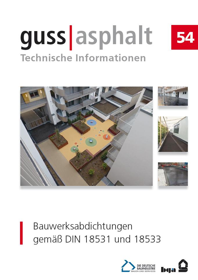 bga Heft 53 Abdichtungen auf Parkdecks Hofkellerdecken und Rampen sowie Tiefgaragen